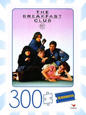 Blockbuster The Breakfast Club Movie Poster 300 Piece Jigsaw Puzzle