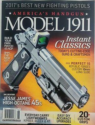 America's Handgun Model 1911 2017's Best New Fighting Pistols FREE SHIPPING