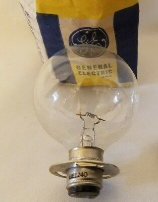 General Electric Ge 1240 Ge1240 Lamp Light Bulb Kodak Microfilm Projector