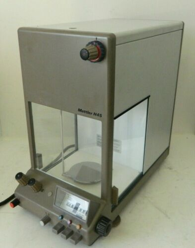 Mettler Instrument Corp. H45 Digital Lab Analytical Scale