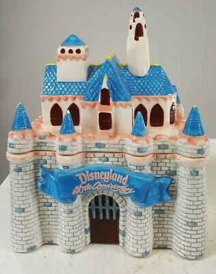 Vintage Cookie Jar Disneyland 40th. Anniversary Numbered Limited Edition