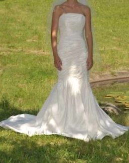 Victoria jane wedding dress, free delivery