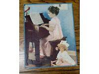 Girls Childrens Vintage War Nurse Costume 30s 40s 50s Stethoscope Age 4-14 Teen