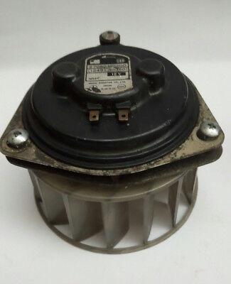 VINTAGE NIHON RADIATOR Co. Ltd.  12V CAR  FAN HEATER 27080 M0200 JAPAN
