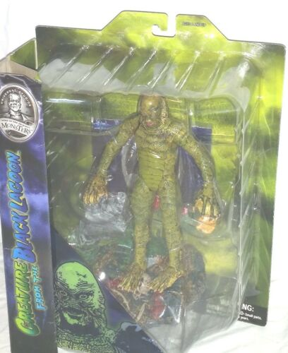 CREATURE BLACK LAGOON MIP Diamond Select Universal Monsters HORROR Action Figure