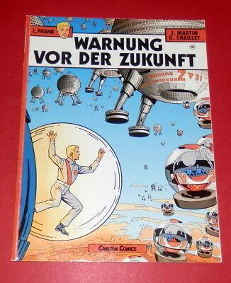 L. Frank 10: Warnung vor der Zukunft -- Comic (Carlsen) gebraucht kaufen  Altenmoor