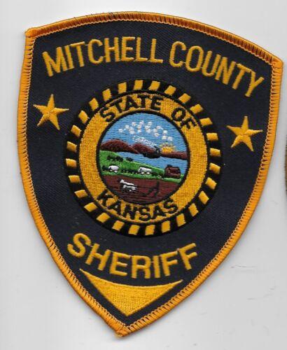 Mitchell County Sheriff State Kansas Police KS
