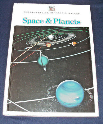 Time Life Understanding Science and Nature Space and Planets HB Reference Book