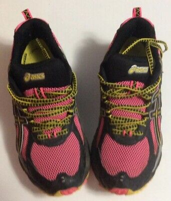 Woman Aasics Running Shoes Size 6