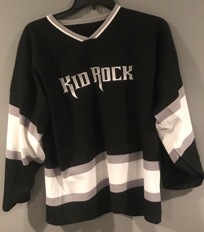 Rare Vintage Kid Rock Bad Ass 2002 Concert Jersey Size XL