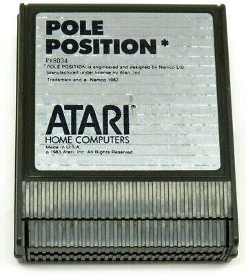 POLE POSITION (Atari 400/800/XL/XE, 1983) (Cartridge Only) NTSC #2