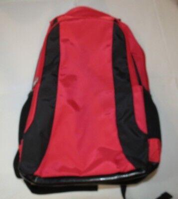 Berkshire Mochila Plegable Silla Rojo Negro Senderismo Pesca Camping Cycl