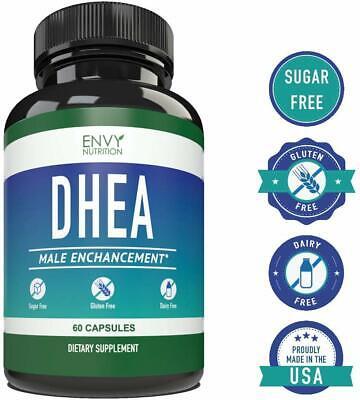 Male Enhancement Capsules: Best Supplement for Energy, Aging & Bone (Best Men's Energy Supplement)