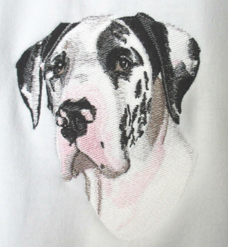 Embroidered Ladies Fleece Jacket - Great Dane BT3109  Sizes S - XXL