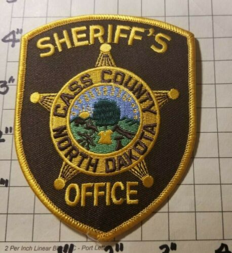 Cass County (Fargo, ND) Sheriff
