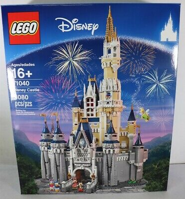 LEGO 71040 Disney Castle 4080pcs New In Hand Free Shipping