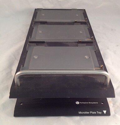 Perseptive Biosystems Microtiter Plate Tray