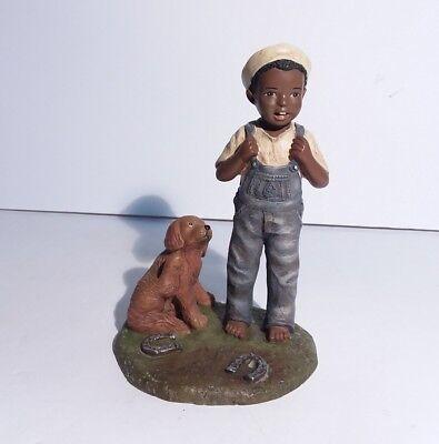 Henry Figurine Miss Martha Originals All Gods Children Martha Root 2004