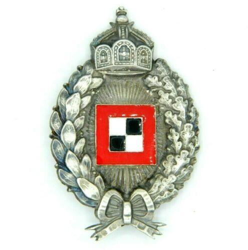 WW1 German Prussian Observer Badge Preußen Flieger Beobachterabzeichen