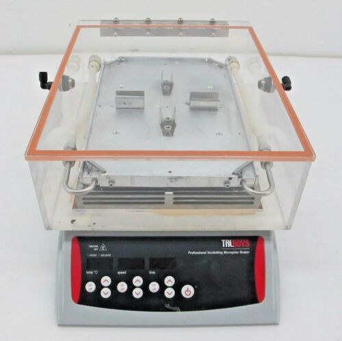 Talboys Professional Incubating Microplate Shaker