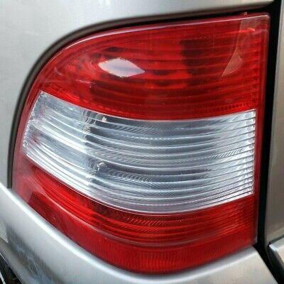 2002-2003-2004-2005 Mercedes-Benz ML500 ML320 Fahrer Seite Heck Licht