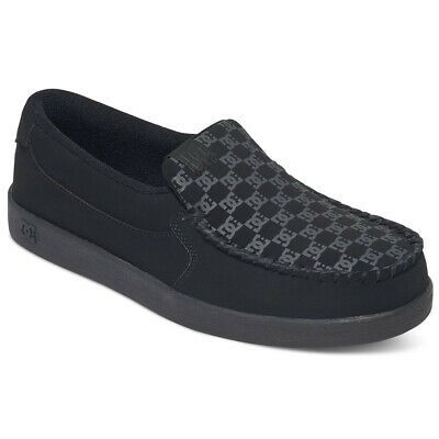 DC Shoes Men's Villain Slip-On Shoes