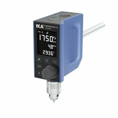 Ika Microstar 7.5 Control Overhead Stirrer 30 - 2000rpm 5lt Max 25005282