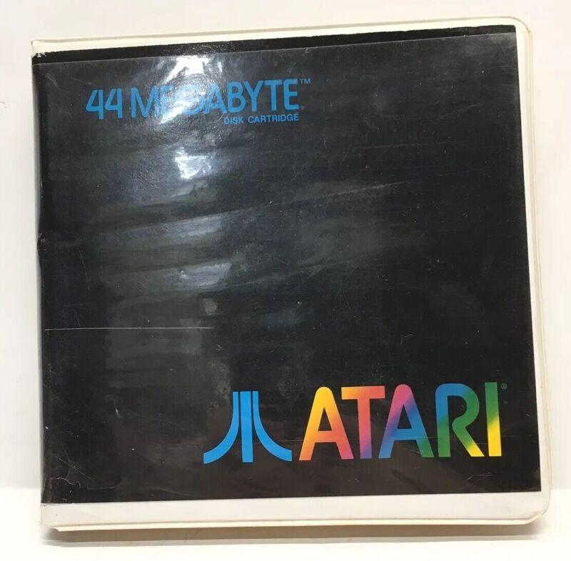ATARI 44 MB Megabyte Disk Cartridge For Atari MEGAFILE 44