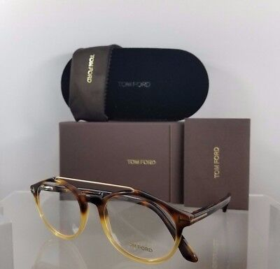 Brand New Authentic Tom Ford TF 5455 Eyeglasses 056 Frame FT 5455 48mm