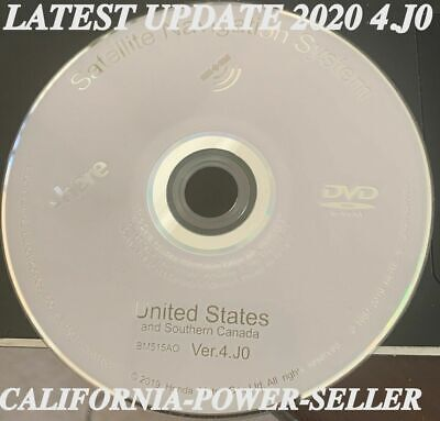 Honda Navigation Dvd 4.J0 Version In Excellent Condition.