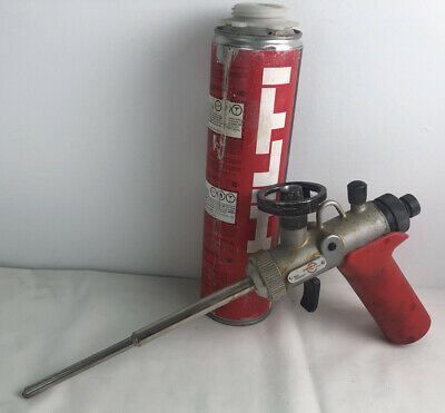 Hilti Foam Dispenser With Foam