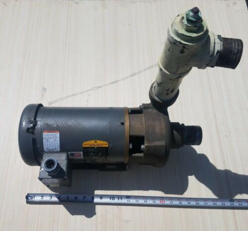 Scot Raw Water Pump 57017-2,  Baldor Motor, 2HP, 230/460V, 3-Phase, 60HZ