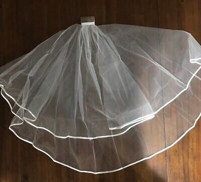 Ladies Zombie Bride Halloween Costume (Costume Veil For Bride Costume; Zombie Bride Halloween)