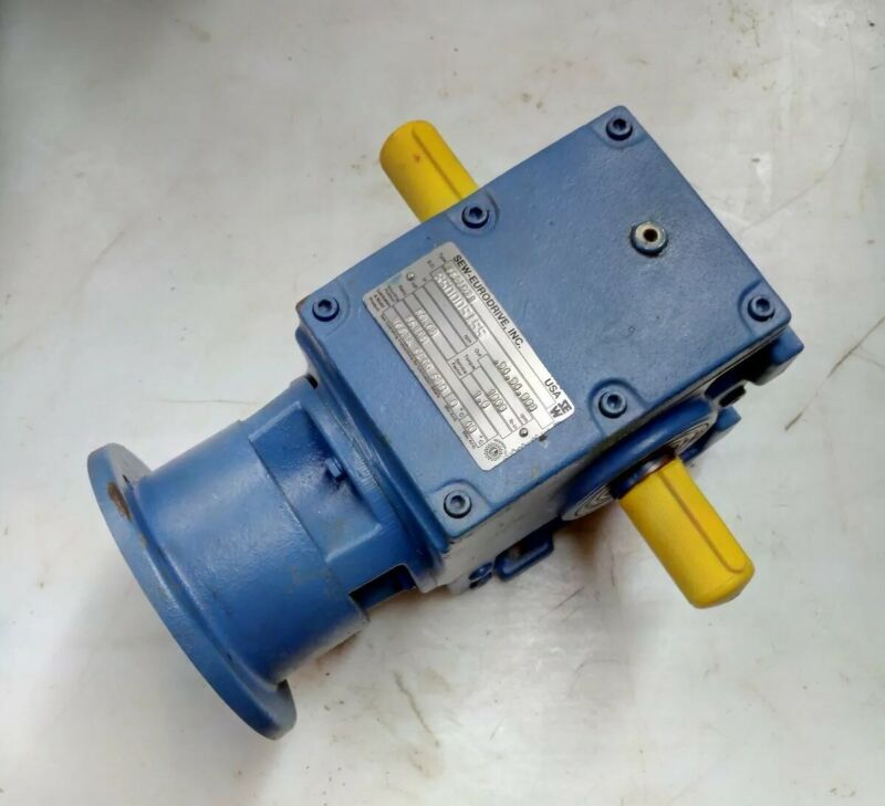 SEW-EURODRIVE #(S52LP71) Speed Reducing Gear Box.   (50:1 RATIO)
