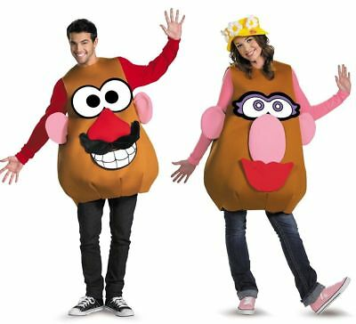 Disguise Toy Story Mr. / Mrs. Potato Head Deluxe Adult Halloween Costume 16828
