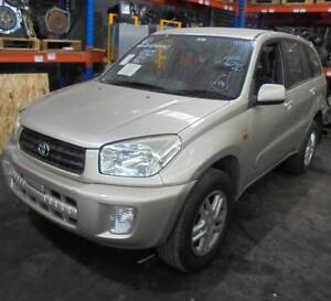 WRECKING 2002 TOYOTA RAV4 2.0 AUTOMATIC WAGON (C19442) Lansvale Liverpool Area Preview