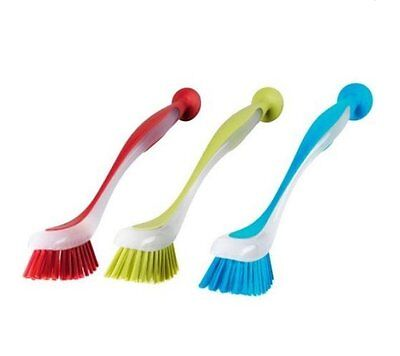 - IKEA Kitchen Scrub Brush Sink Dish Washing & Vegetable Scrubber with Suction Cup