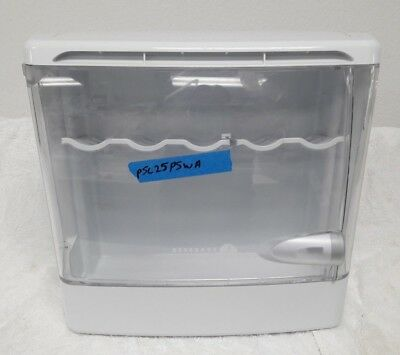 GE Side X Side Refrigerator Door Beverage Shelf Assembly Part #WR17X12144