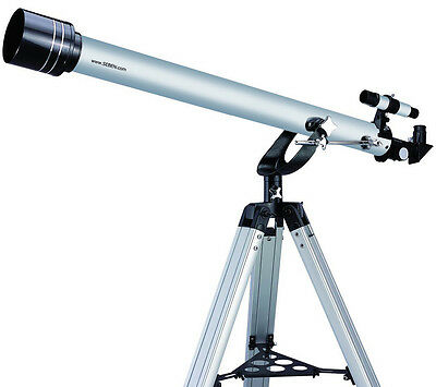 Seben 900-60 Star Commander Refraktor Teleskop Fernrohr Astronomie
