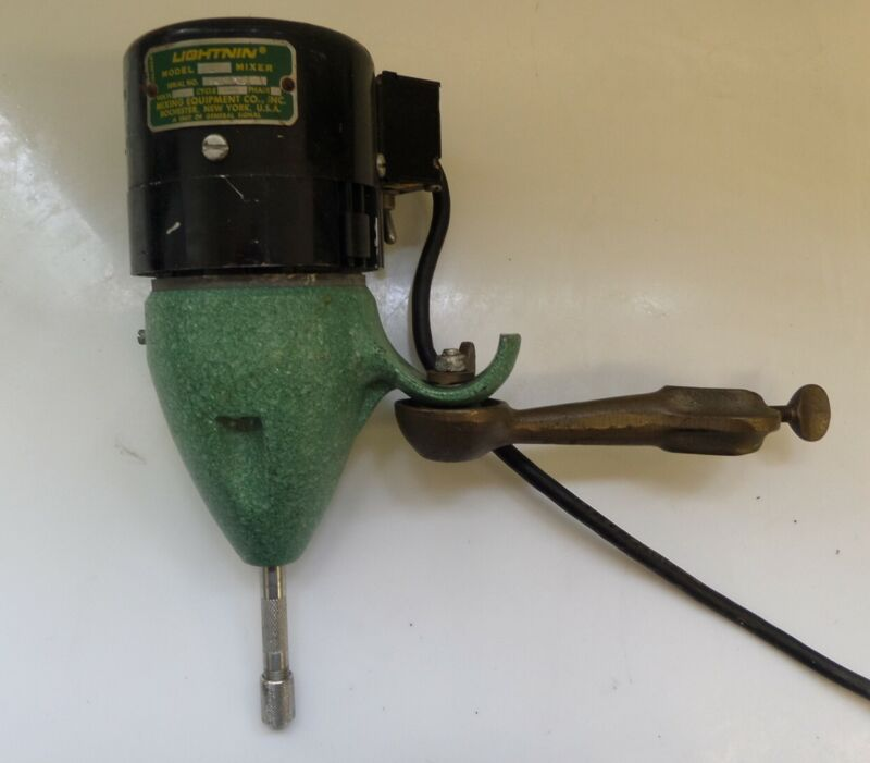 Lightnin Model L Overhead Mixer
