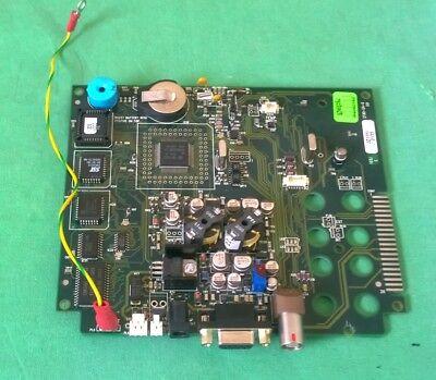 Druck Dpi 610 Pressure Calibrator Main Control Board 2z131i 2831