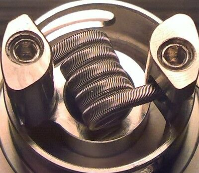 Framed Staple Alien, 3,5mm, 0,20 Ohm, 100%Ni80, Vapor Giant V5S, Vapor Giant V5M