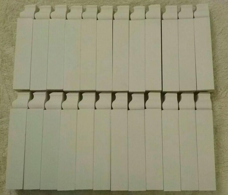 24 EverTrue 1.125-in x 6.5-in Interior Inside Primed Corner Baseboard Blocks