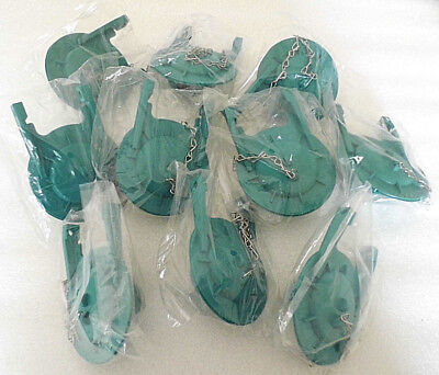 Package of 10 Toilet 3 inch Best Silicone Flapper