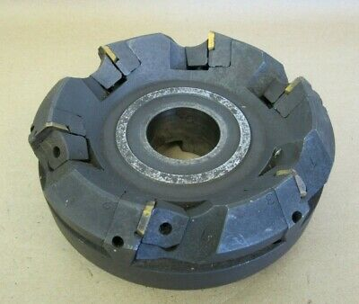 6 Sumitomo Indexable Face Mill Cutter 1.5 Arbor Fpg05r 8708