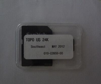 Garmin Topo US 24K microSD//SD Mid Atlantic
