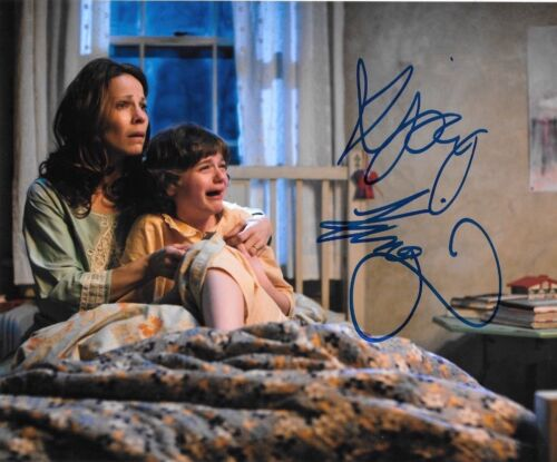 * JOEY KING * signed autographed 8x10 photo * THE CONJURING * 1