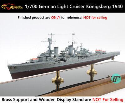 FlyHawk 1/700 German Light Cruiser Königsberg 1940 (German Cruiser)
