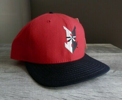 de5d1cf40192c Indianapolis Indians New Era Snapback Hat Cap Vintage Deadstock Pirates MiLB