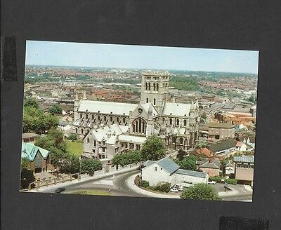 Jarrold Colour Postcard St John's Catholic Cathedral Norwich Norfolk unposted